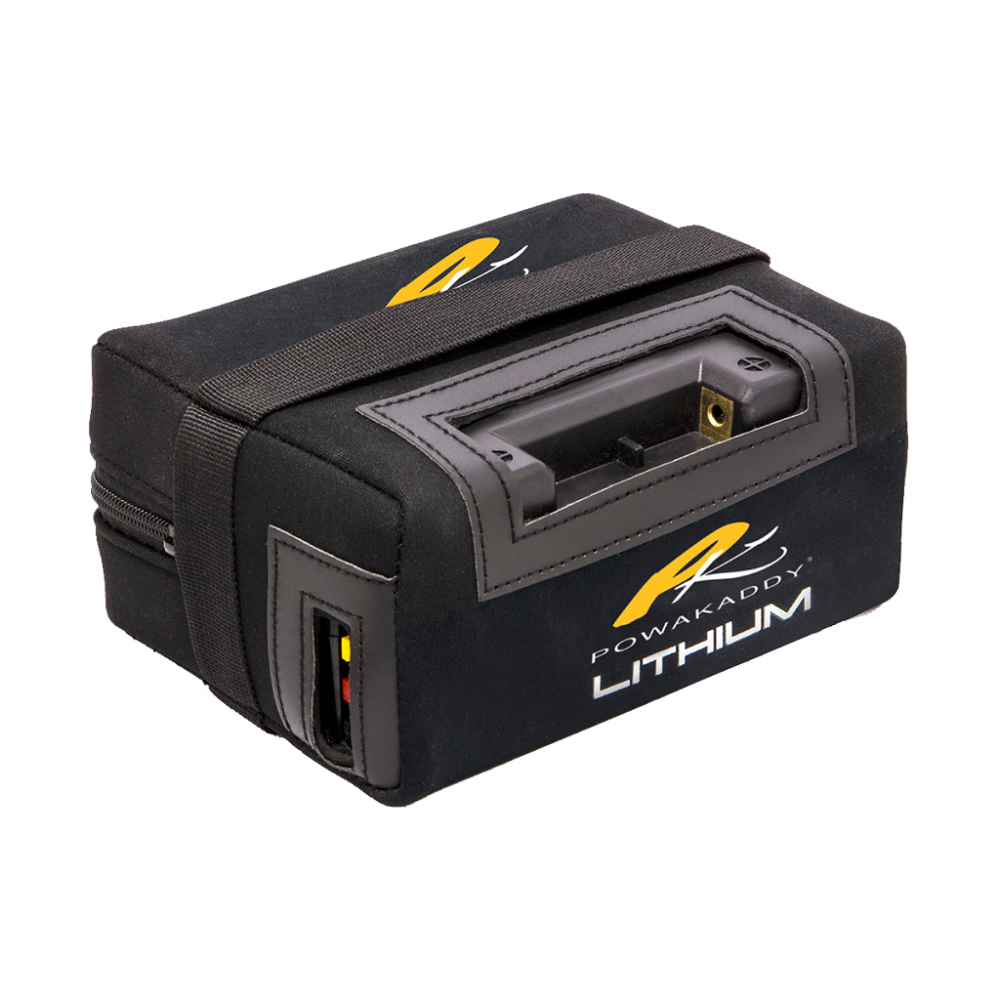 Powakaddy Universal PowaPlay Lithium Battery & Charger